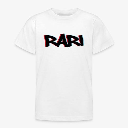 RARI LOGO RGB - Teenage T-Shirt