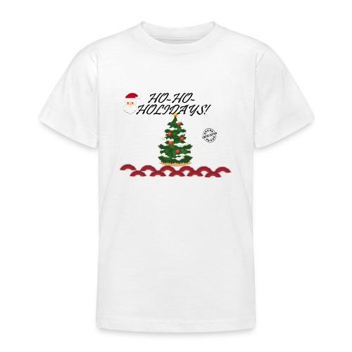 CHRISTMAS - Camiseta adolescente