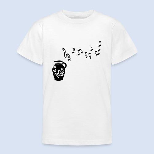 Frankfurter Musik Bembel - Teenager T-Shirt