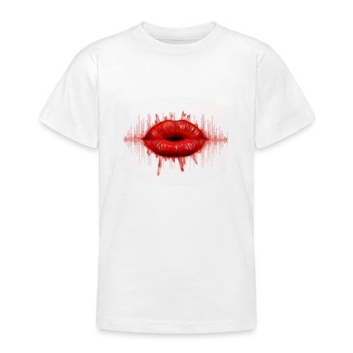 electric lip - T-shirt Ado