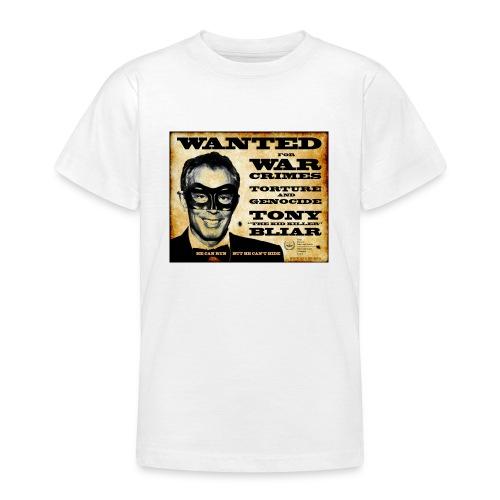 Wanted - Teenage T-Shirt