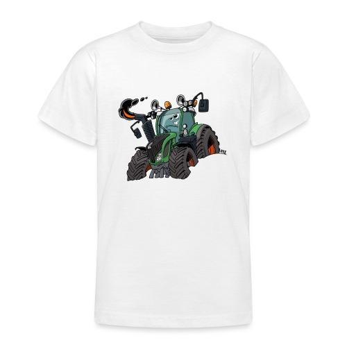 F 718Vario zonder kar - Teenager T-shirt
