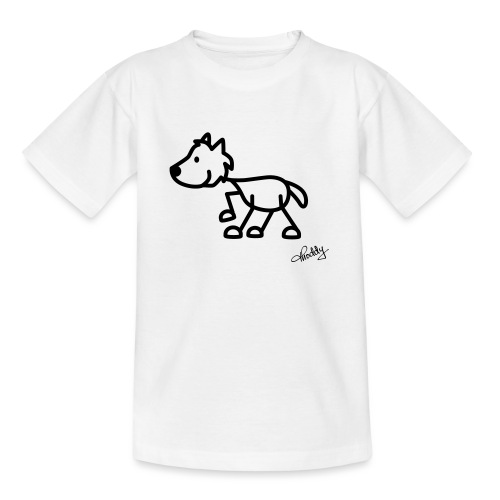wolf - Teenager T-Shirt