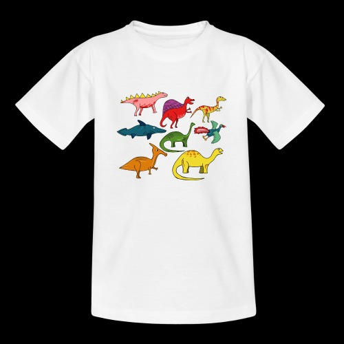 Dinos - Teenager T-Shirt