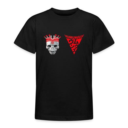 skull krone humungus3 png - Teenager T-Shirt