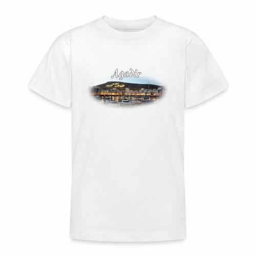 Agadir, Morocco - Teenage T-Shirt
