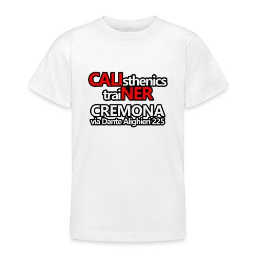 Caliner Cremona T-shirt - Maglietta per ragazzi