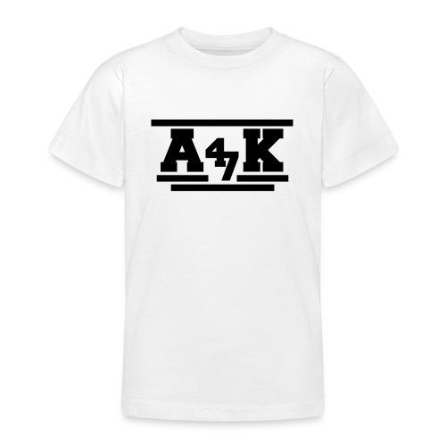 - A _K - - Teenage T-Shirt