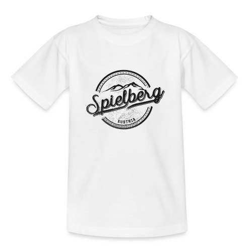 Spielberg-Vintage - Teenager T-Shirt