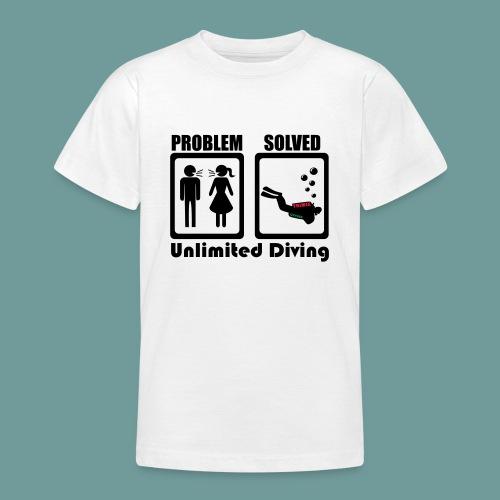 problem - T-shirt Ado