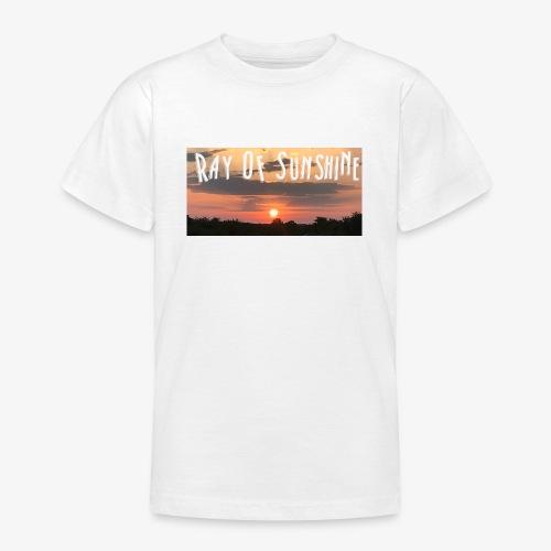 Ray of sunshine - Teenage T-Shirt