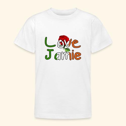 Jlove - Teenage T-Shirt