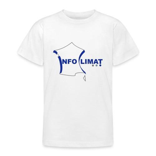 logo simplifié - T-shirt Ado