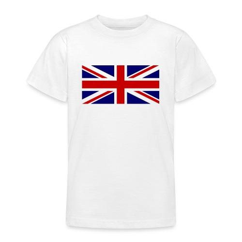 drapeau anglais - T-shirt Ado