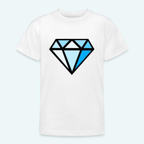 FCTimantti logo ilman tekstia - Nuorten t-paita