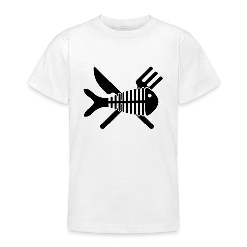 Poisson couvert - T-shirt Ado