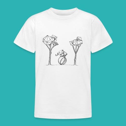 Rotolare_o_capitombolare-01-png - Maglietta per ragazzi
