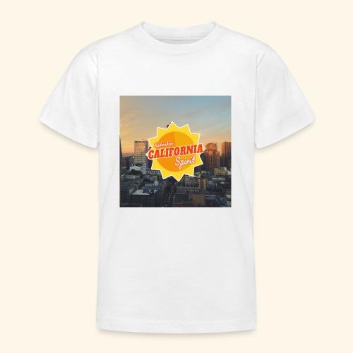 California Spirit City - T-shirt Ado