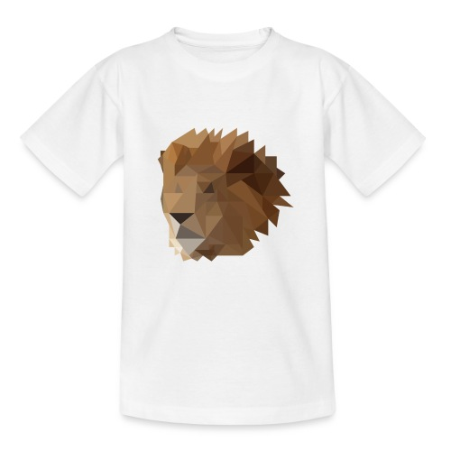 Löwe - Teenager T-Shirt