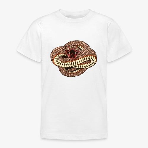 Wild und gefährlich - Teenager T-Shirt