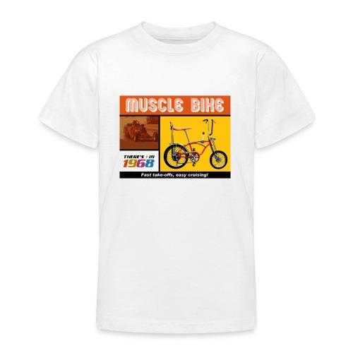musclebike05 - T-shirt Ado