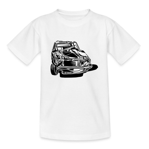 car crash - T-shirt Ado