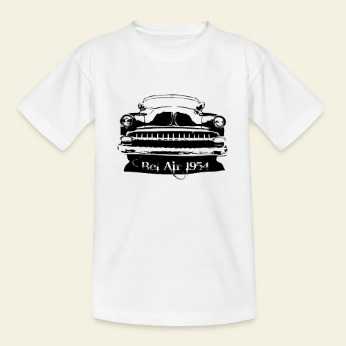 bel air 54 - Teenager-T-shirt