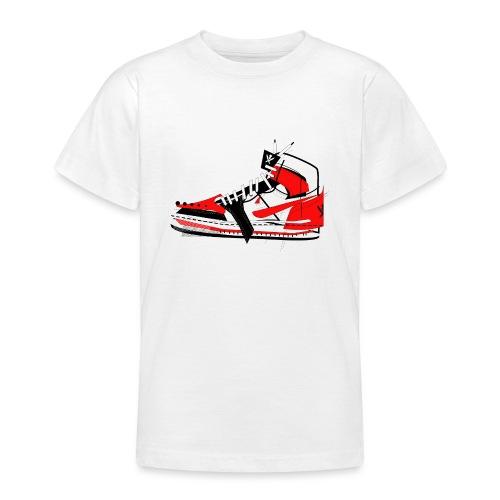 Destrukt my Shoes by MiZAl Touch Concept - T-shirt Ado