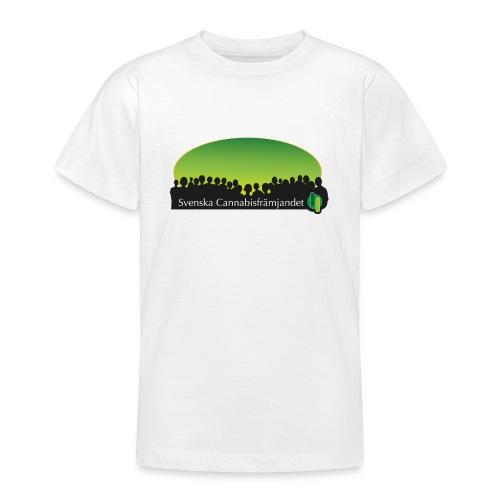 Svenska Cannabisfrämjandet - T-shirt tonåring