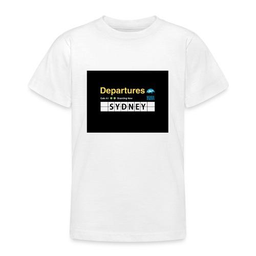 SYDNEY png - Maglietta per ragazzi