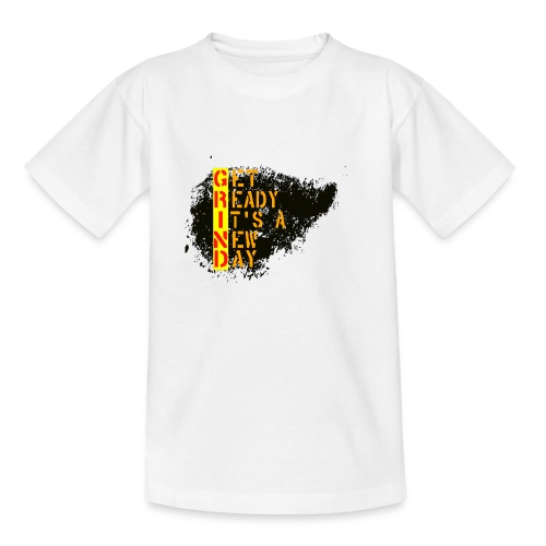 New Fresh Day - T-shirt Ado