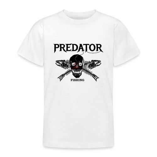predator fishing polen - Teenager T-Shirt