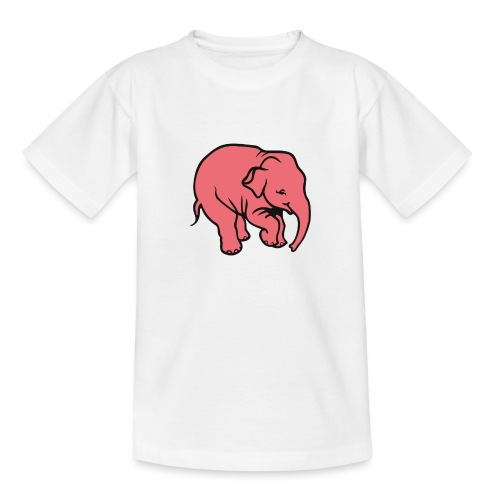DT olifant - Teenager T-shirt