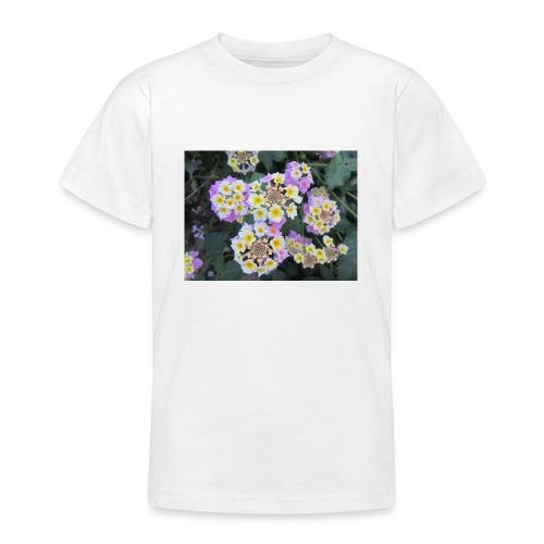 Flower power Nº8 - Camiseta adolescente