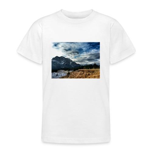Wolkenband - Teenager T-Shirt