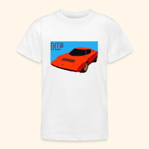 rally car - Teenage T-Shirt