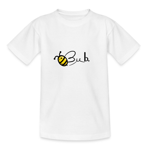 Bee b. Logo - Teenage T-Shirt