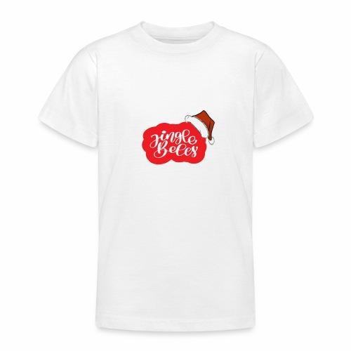 flubbers weihnachten jingle bells - Teenager T-Shirt