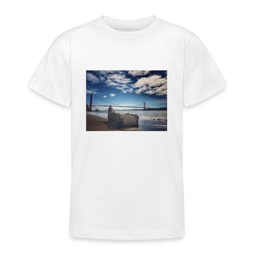 poncio - Camiseta adolescente