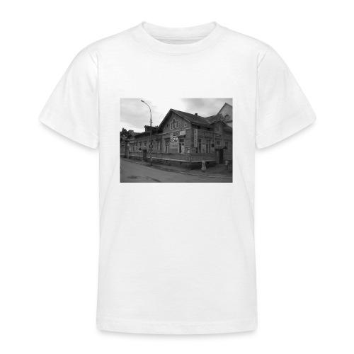 Aika on pysähtynyt Sortavalassa - Nuorten t-paita