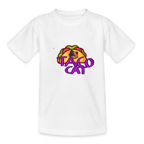 TACO CAT - T-shirt tonåring