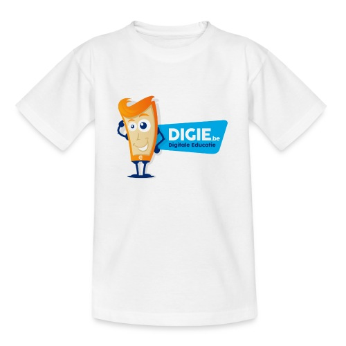 Digie.be - Teenager T-shirt