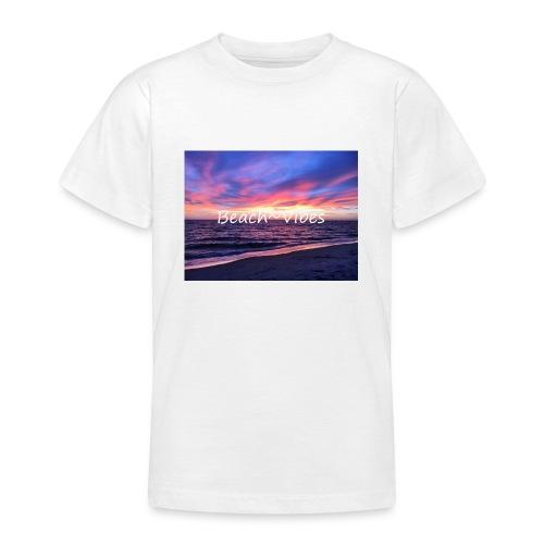 Beach Vibes - T-shirt tonåring