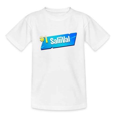 SaliiVal Epic Win - Teenager T-Shirt