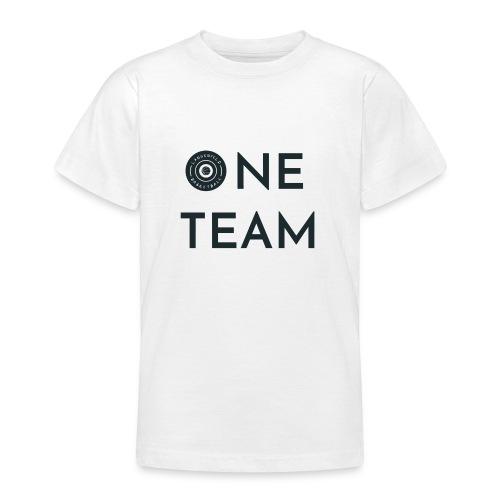 One Team (green) - Teenager T-Shirt