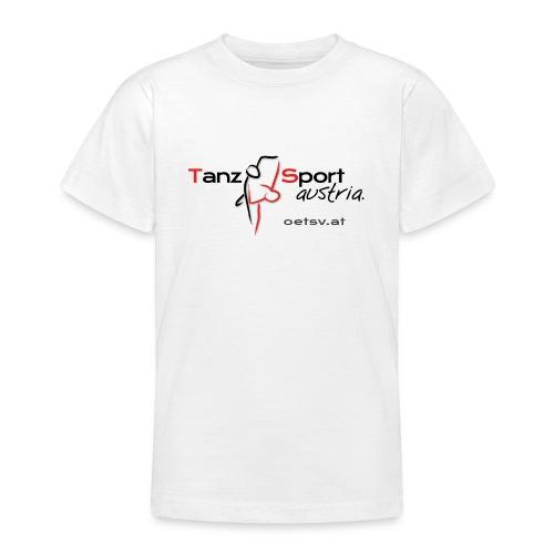 Logo OTSV V1 Internet gif - Teenager T-Shirt