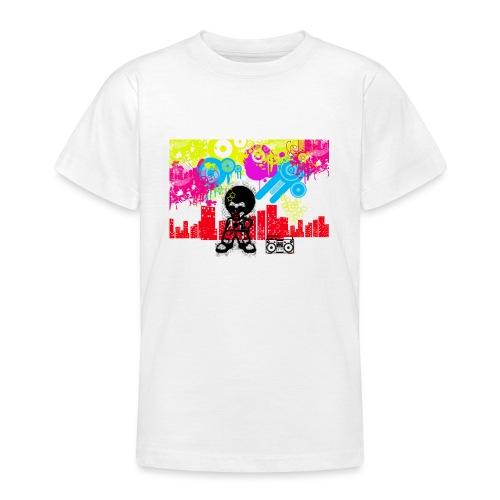 Cover cellulari personalizzate con foto Dancefloor - Maglietta per ragazzi