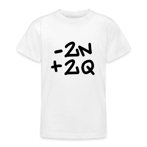 -2n+2q - Teenage T-Shirt