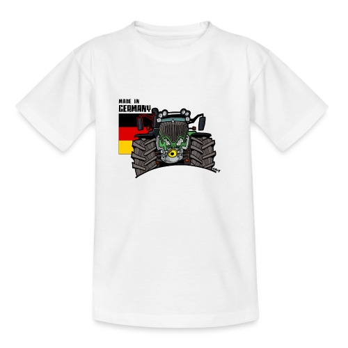 made in germany F - Teenager T-shirt