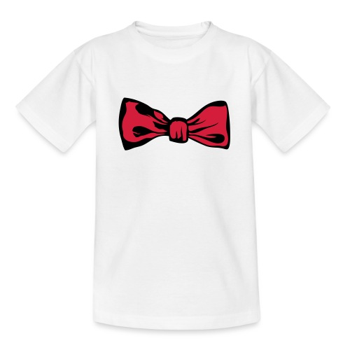 noeud papillon 2711 - T-shirt Ado